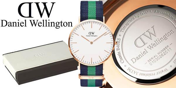 0a0e9aac441b CHOLLAZO reloj de cuarzo Daniel Wellington 0105DW por sólo 70€ con ...
