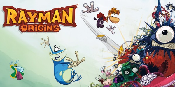 Descargar gratis Rayman Origins para PC