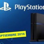 Juegos gratis PS Plus septiembre 2016