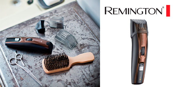kit barbero remington mb4045 recortador barba