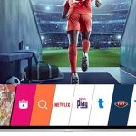 Smart TV LG 55UH650V UHD 4K
