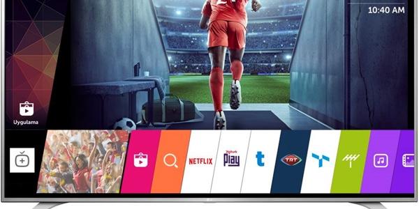 Smart TV LG 55UH650V UHD 4K