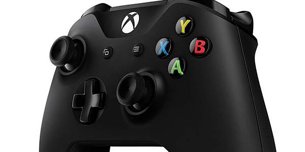Mando inalámbrico Xbox One + adaptador para PC barato