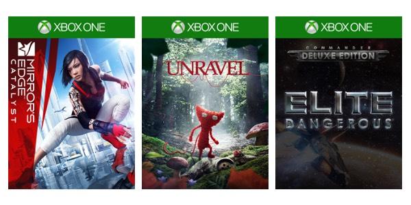 Ofertas con Gold Xbox 23-08-2016