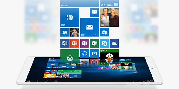 Tablet Teclast X80 Pro Windows + Android
