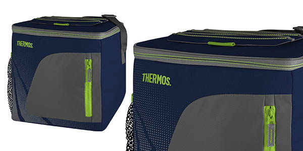 thermos radiance bolsa termica portatil con capacidad para 36 latas