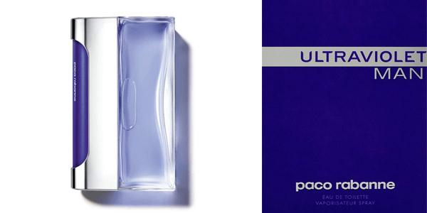 ultraviolet paco rabanne para hombre oferta