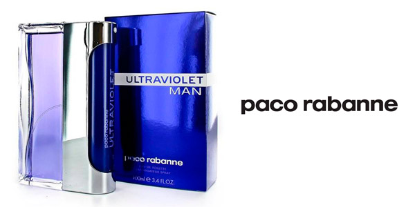 612074bb7 Chollo Eau de toilette Ultraviolet de Paco Rabanne 100 ml por sólo ...