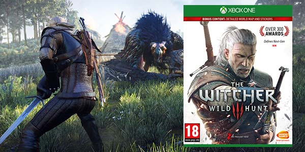 The Witcher 3 Wild Hunt Day One Edition