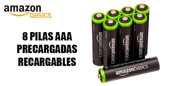936898c97 Nuevas pilas recargables Amazon: calidad precio brutal