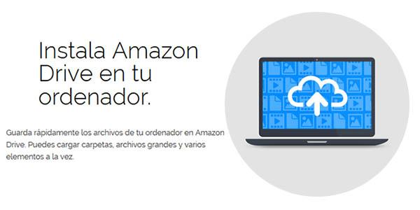 Amazon Drive PC
