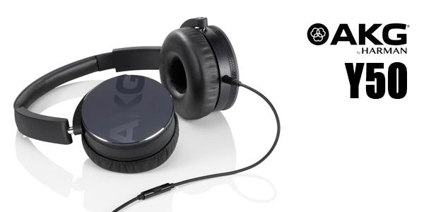 auriculares diadema akg y50 oferta