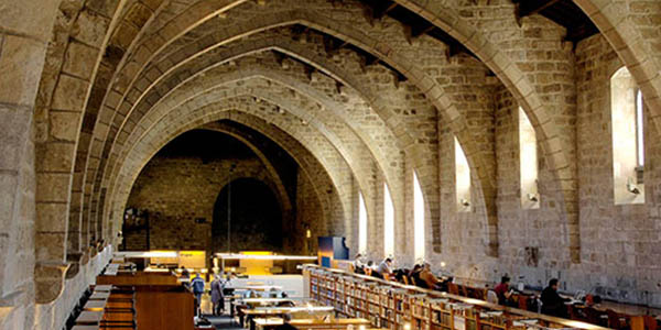 Biblioteca Nacional de Catalunya
