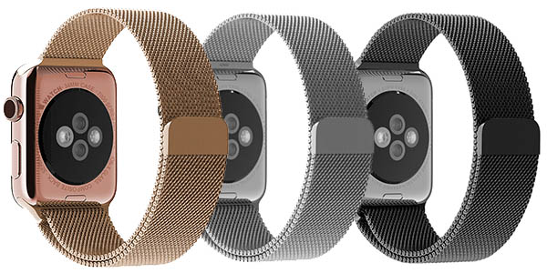 nueva productos grandes ofertas 2017 muy baratas Correas baratas para reloj Apple Watch