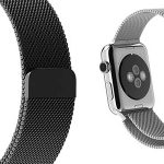 Correas JETech Milanese Loop de acero inoxidable