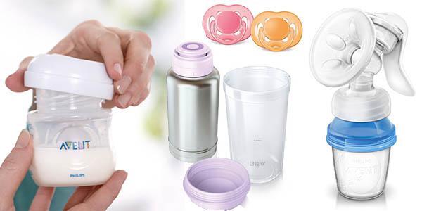 descuento productos lactancia philips avent