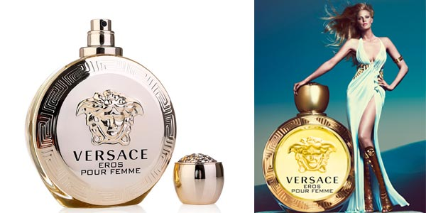Chollo Loco Perfume Versace Eros Pour Femme 100 Ml Por Solo 64 99