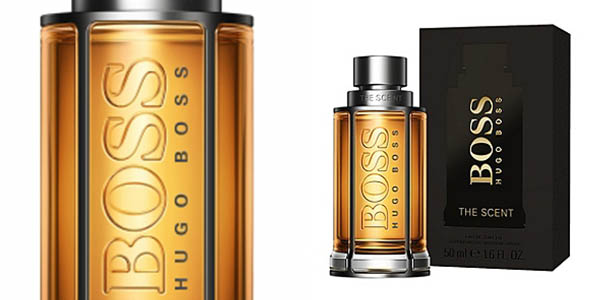 hugo boss the scent 100 ml vaporizador barata