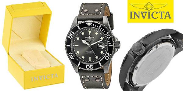 Invicta reloj cuarzo pulsera barato amazon
