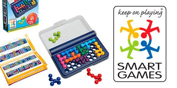 Juego de ingenio IQ FIt de Smart Games Retos en forma de puzzles 3D