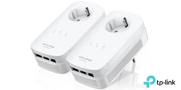 Kit PLC TP-LINK TL-PA8030P AV 1.200Mbps