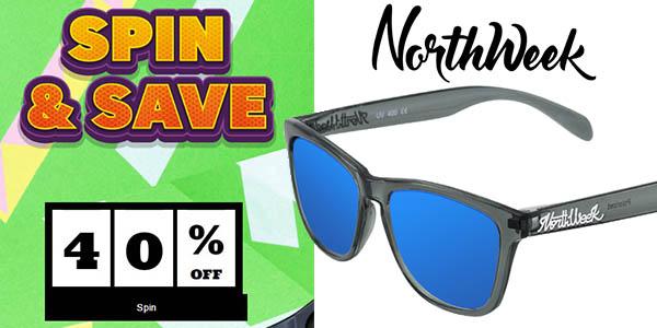 8ae89b7513 Atención: 40% dto en el gafas de sol Northweek con cupón descuento ...