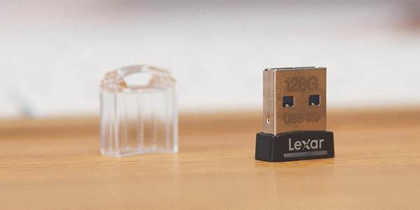 Lexar JumpDrive S45 de 128GB barata