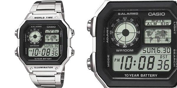 d1aa880ffc0b Reloj Casio AE-1200WHD-1A por sólo 28€