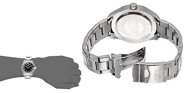 Chollazo reloj de pulsera invicta para hombre por s lo 59 for Reloj programador piscina precio
