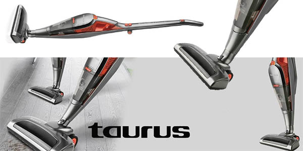 taurus unlimited lithium aspiradora potente clase A gran autonomia