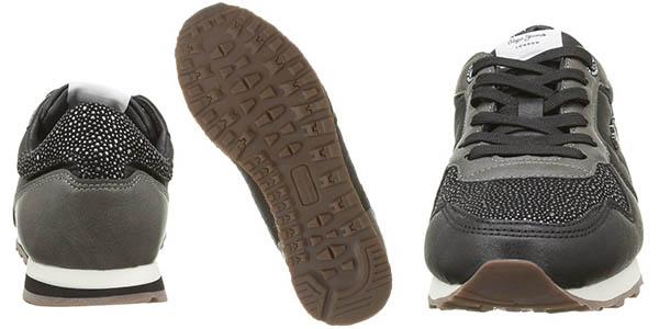 0a7f604b97885 zapatillas casual pepe jeans verona. La suela de estas Pepe Jeans Verona  Volcan S ...
