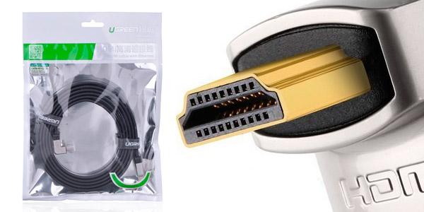 Cable HDMI acabado en ángulo recto barato