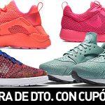 Zapatillas Nike con descuento
