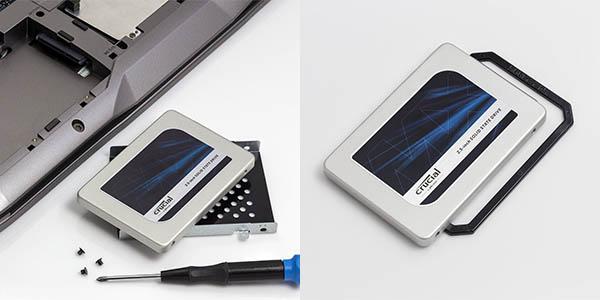Crucial MX300 525 GB barato