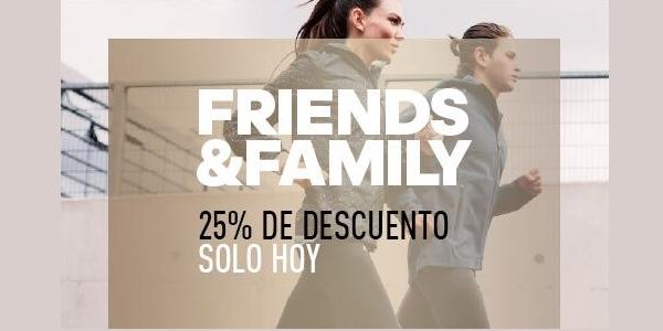 Adidas Friends & Family descuento Outlet y Rebajas