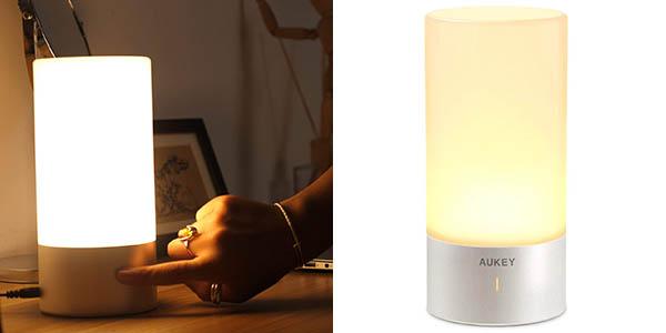 mesa de Lámpara AUKEY LED chollos Chollo de Rastreador SGpqzMVLU
