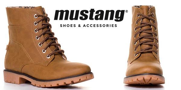 precio al por mayor descuento mejor valorado estilo de moda Chollazo Botas Mustang Springboots para mujer por sólo 15,90 ...