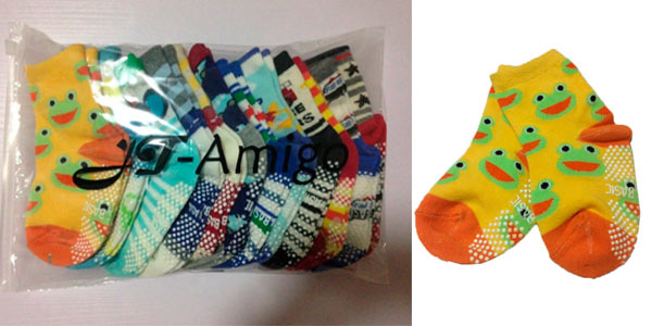 Pack de calcetines para niño de 1 a 3 años