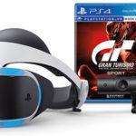 PlayStation VR + Cámara PlayStation 2.0 + Gran Turismo Sport