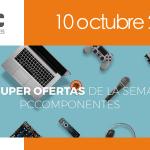 Ofertas PC Componentes 10-10-2016