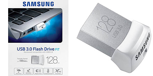 Pendrive Samsung FIT 128GB USB 3.0