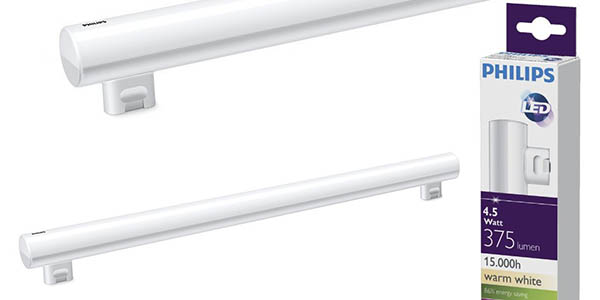 philips led tubo 375 lumenes clase a+