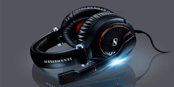 Sennheiser auriculares con micrófono plegables de gama alta en oferta Game Zero
