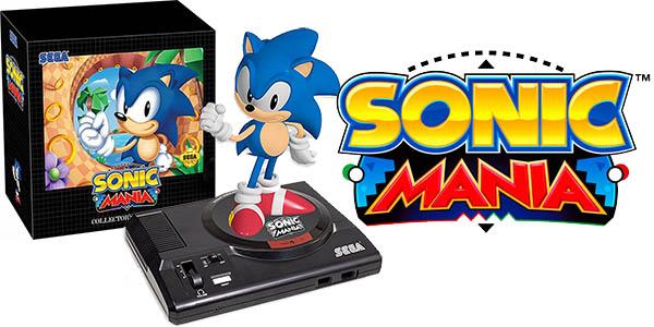 Sonic Mania Edición Coleccionista