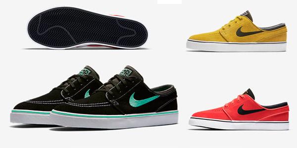 Chollazo Nike SB Zoom Stefan Janoski por sólo 47,59€