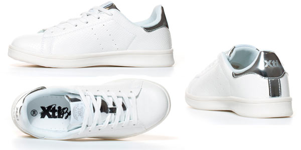 9ea405ec zapatillas blancas xti,exclusivo Mujer 4974863 Xti Zapatillas ...