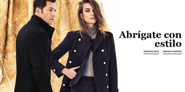 abrigos ropa invierno cortefiel rebajada black friday