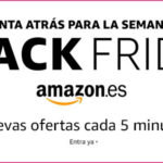 Cuenta atrás Black Friday Amazon
