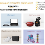 Qué son los productos reacondicionados de Amazon