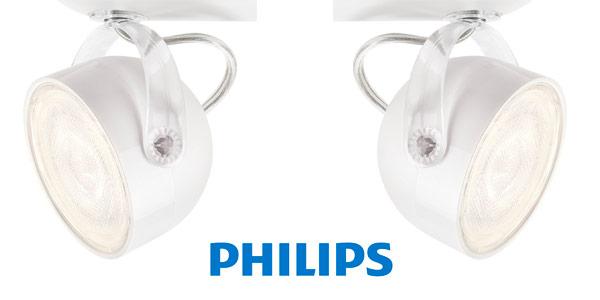 Focos Philips MyLiving para pared o techo LED a buen precio
